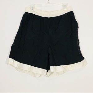 Vintage Nike Womens Athletic Shorts Sz Small